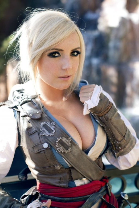 Jessica Nigri Assassin's Creed