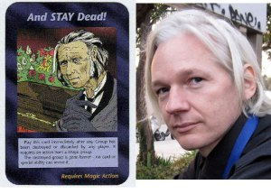 Julian Assange en INWO