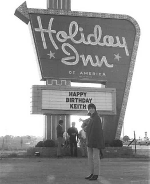 Feliz cumpleaños Keith