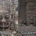Similitud en facciones de Camboya y GuatemalaSimilitud en facciones de Camboya y Guatemala