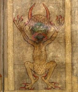 El diablo en el Codex Gigas