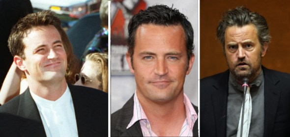 Matthew Perry era Chandler Bing en Friends