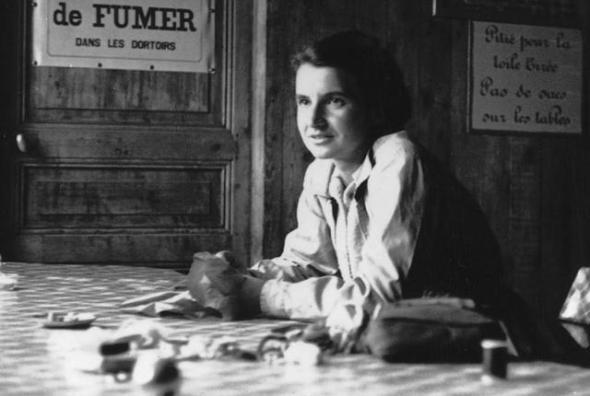 Rosalind Franklin y la fotografía 51