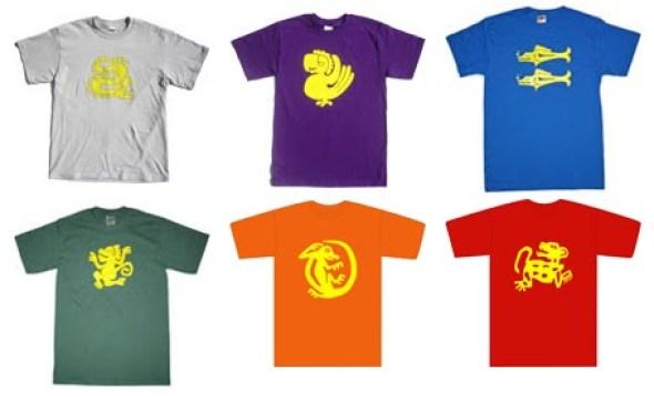 Camisas Leyendas del Templo Escondido
