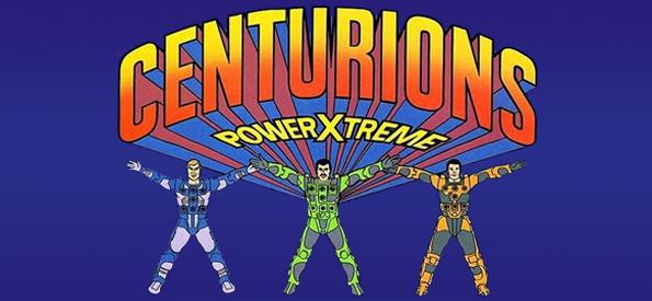 Los Centuriones, caricatura