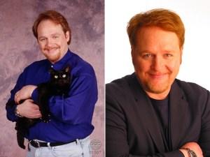 Nick Bakay era el gato negro Salem