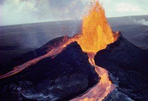 Volcanes activos: Kilauea en Hawai