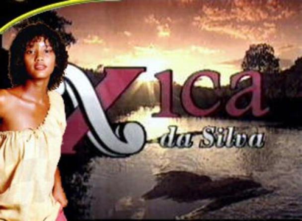 Xica Da Silva la novela brasileña