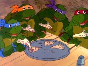 Pizza Tortugas Ninja