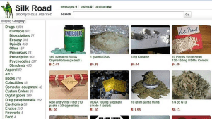 Silk Road en la Deep Web