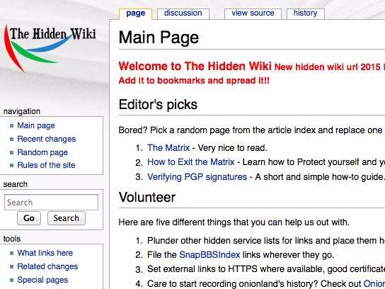 thehiddenwiki on JumPic com