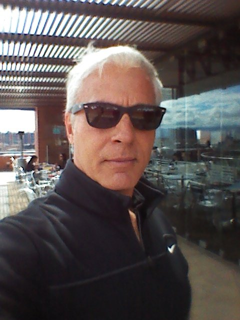 Javier Gómez en Pedro el escamoso