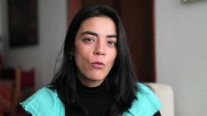 Sandra Reyes en Pedro el escamoso