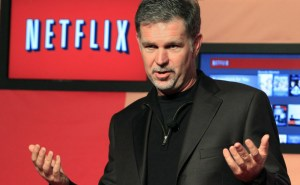 Reed Hastings, fundador de Netflix