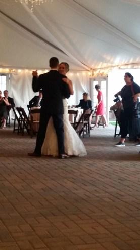 bride and groom photo courtesy of eliza hawkins
