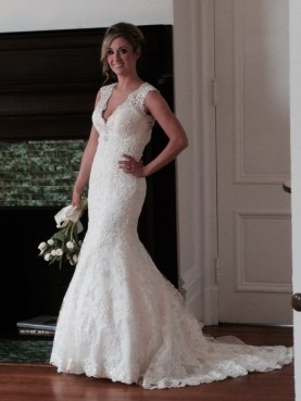 i took this shot of hanna at the venue on bridal portrait day back in april
