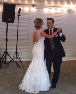 """Sam Cook's """"We're Havin' A Party"""" was father-daughter dance photo courtesy of jordan bowers"""