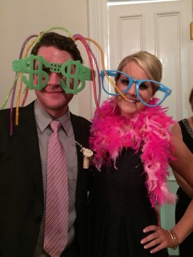 MT friends Zach and Megan. Photo courtesy of Lynn Ivie