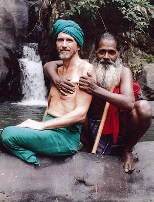 Patrick Harrigan has long been a friend of Sri Lanka's indigenous people the Veddas.