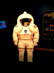 "Refusing to sing ""Space Oddity"" for me (Public Museum)"