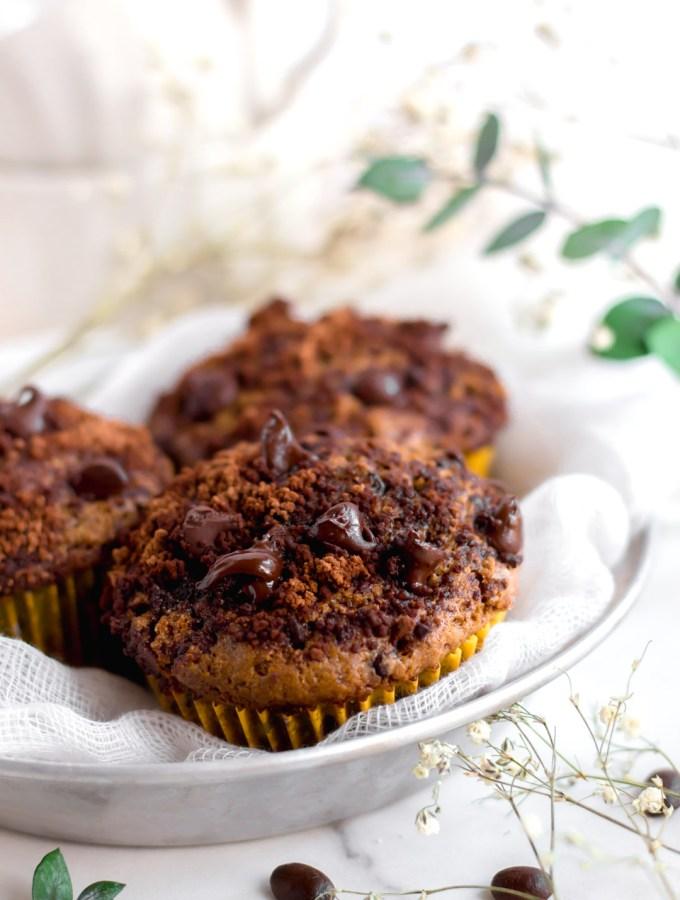 Cappuccino Muffins