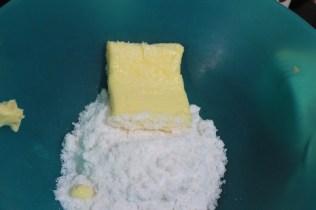 2. Beat Sugar & Butter