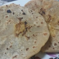 Alu Cheese Paratha Recipe