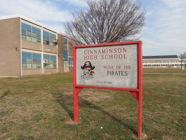 CHS, Cinnaminson High School