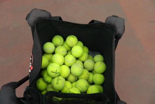 boy's tennis primed