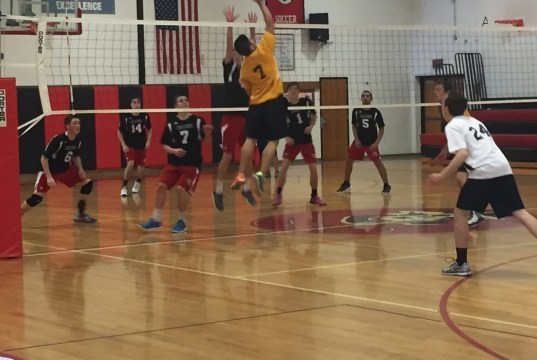 Top 5 Boy's Volleyball Matches of 2016`