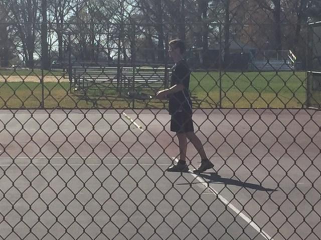 top 5 boy's tennis matches