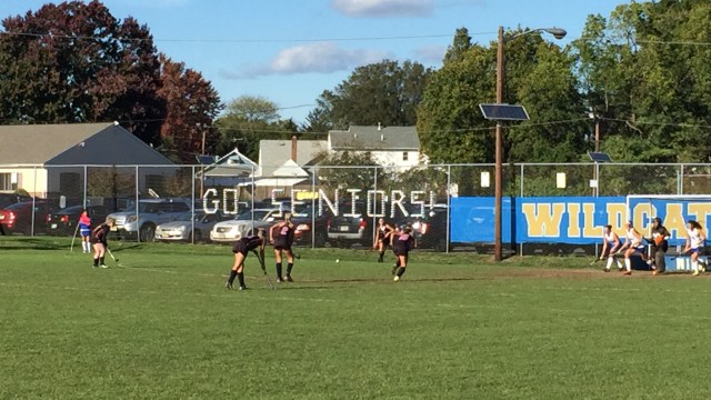 Maple shade field hockey win playoffs, slow start