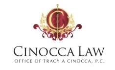 a Garnet Cinocca Family Law Logo