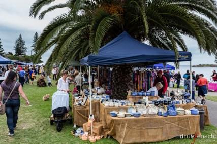 Market in Kiama