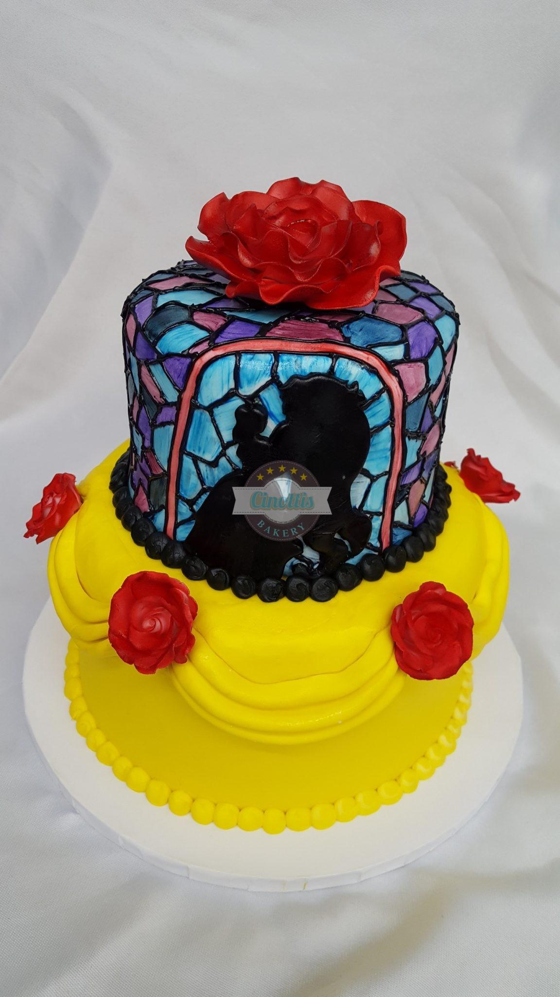 Landmark Birthday Cakes