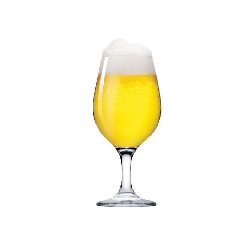 440305 Amber bira bardağı