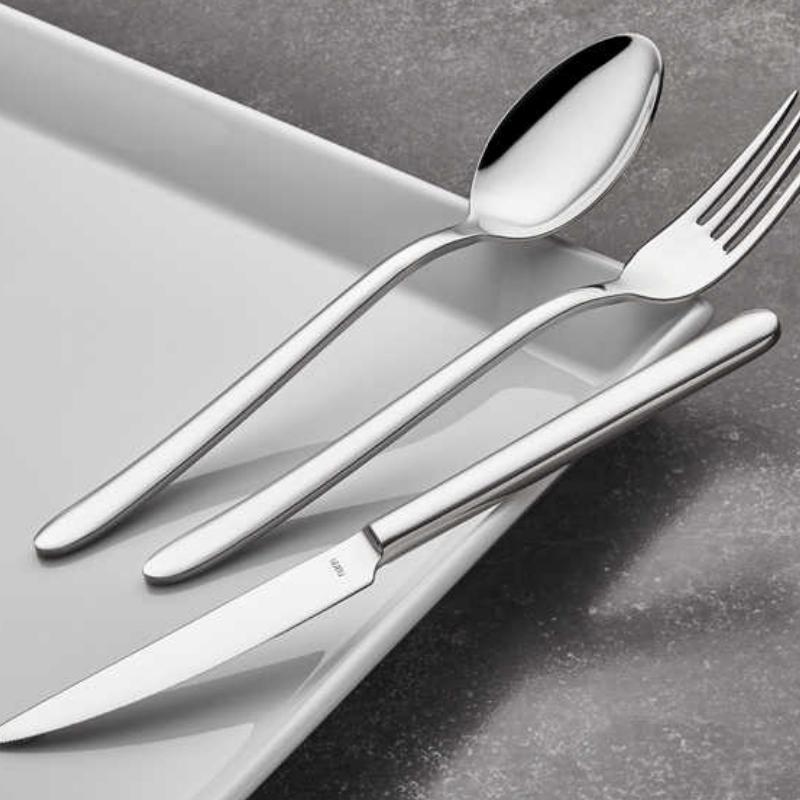 Pladies Sade Çatal Kaşık Bıçak