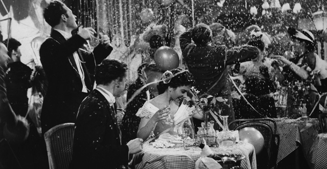 The Walking Contradiction s How To Guide  Pretending New Year s Eve     Vintage photos  Setting the expectations for New Year s Eve parties for  many years to come   Photo via  cinqjourschat wordpress com