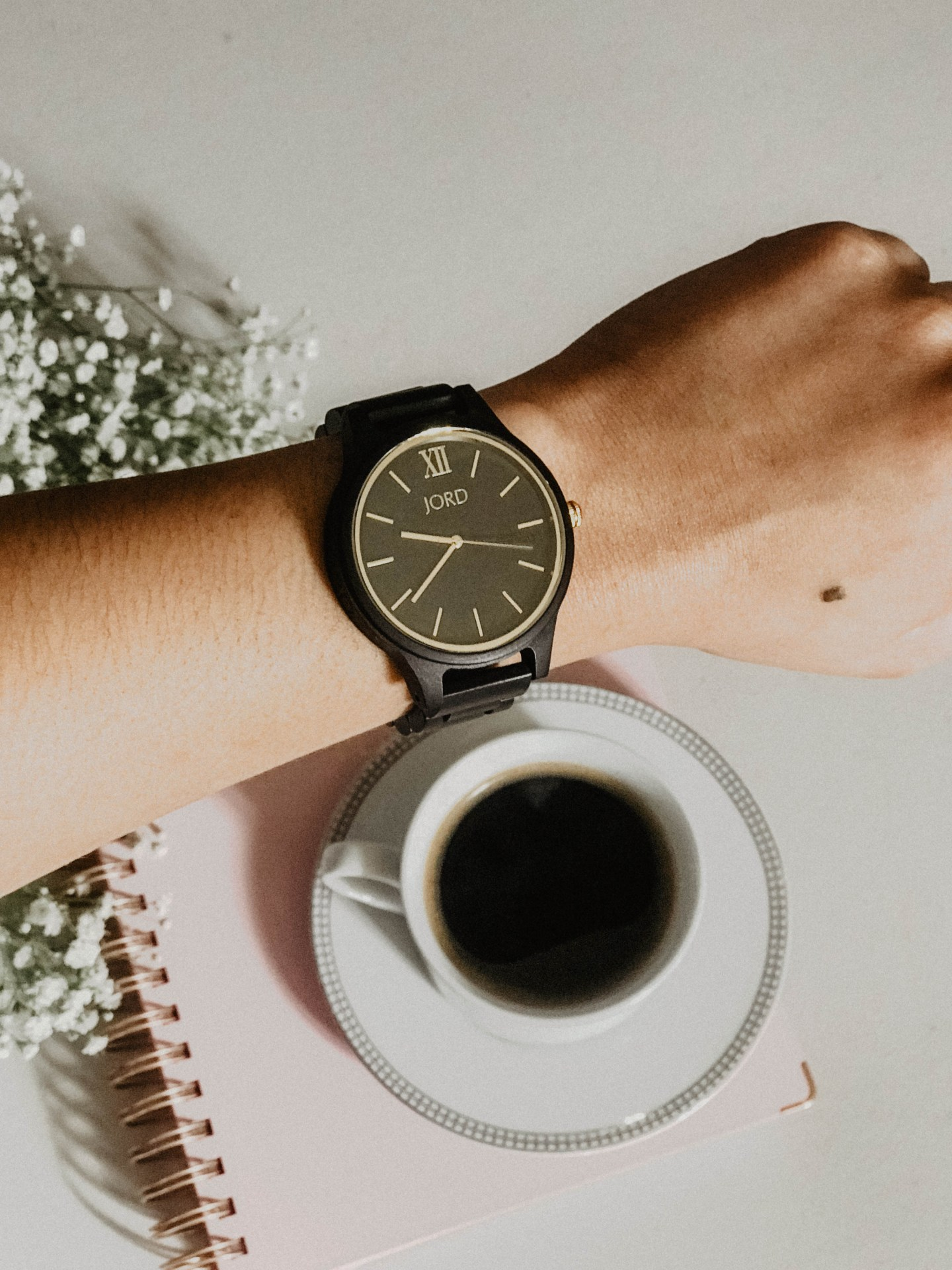 Life After College + JORD Wooden Watch Giveaway