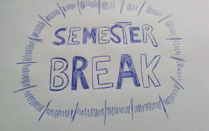 DCH Semester Breaks