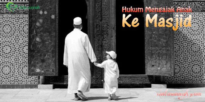 Soal-Jawab : Membawa Anak Ke Masjid