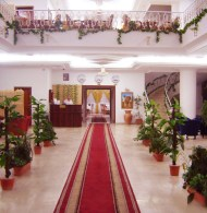 Grand Palace Hotel lobby