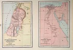 Ancient Palestine, Ancient Egypt