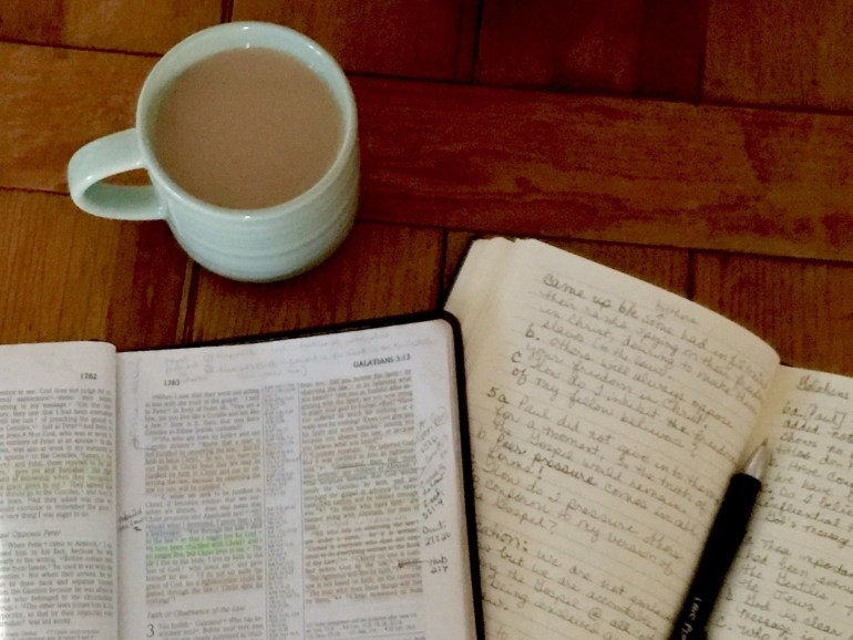 Morning Bible Study