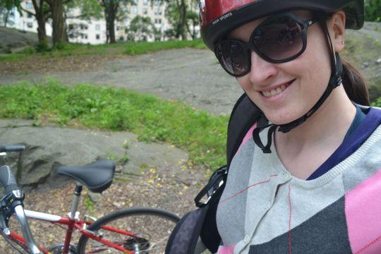 Bike tour em Nova York peo Central Park