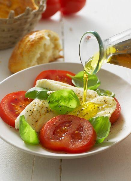 Salada caprese: fácil, gostosa e linda