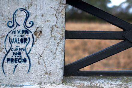 Aborto no Uruguai. Foto: Beatrice Murch