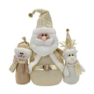 Enfeite de natal com desconto no Privalia. Confira seleção de produtos com desconto em www.cintiacosta.com