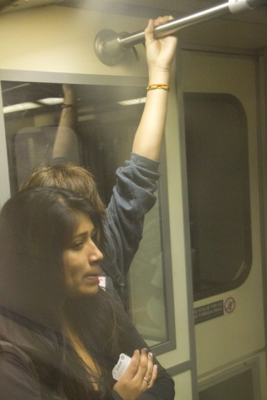 Cintia Segovia - Metro