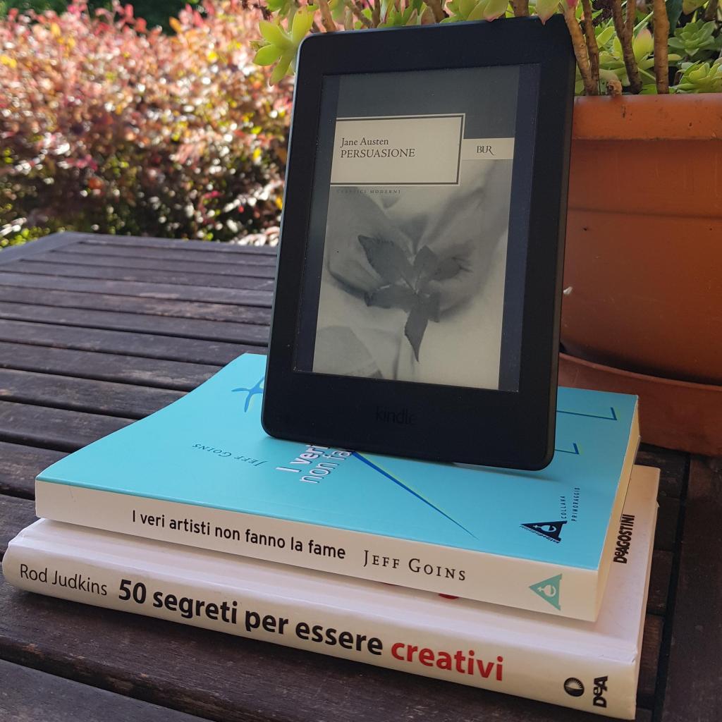 Cinzia Pedrani, le mie letture di maggio